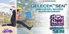Borusan Holding Yeni Nesil Yetenek Prep Staj Programı – UniDestek