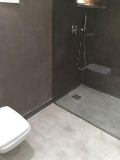 Satine mikrosementti soveltuu seinä- ja lattiapinnoille myös märkätiloissa…