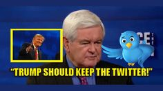 """Newt says Trump should keep the Twitter account, but always have an editor. It's a way to for the President-elect to keep 13 million people (probably much more) informed and also allows him to work around the scheming and dishonest North Korea-style media, like the New York Times. Watch the video: Newt Gingrich tells """"Face the Nation"""" that he supports Trump keeping his Twitter: """"It gets him around the New York Times"""" pic.twitter.com/CJvT0Xy0vl — CBS News (@CBSNews) November 13, 2016 Amy…"""