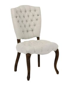 Artisan's Shoppe Dining Tufted Dining Side Chair by Kincaid Furniture