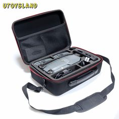 UTOYSLAND Koffer Professionelle Wasserdichte Drone Bag Outdoor Capming Handtasche für DJI Mavic PRO RC Quadcopter Zubehör