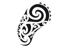 New Zealand Maori Tattoos Small Quote Tattoos, Small Tattoos With Meaning, Cute Small Tattoos, Love Tattoos, Tatoos, Maori Tattoos, Tribal Tattoos, Maori Designs, Sunflower Tattoo Small