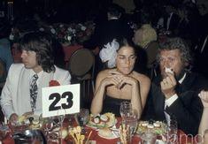 Micke Jagger aux côtés de Ali et Steve.