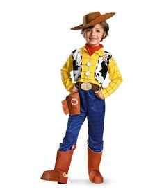 Yellow & Blue Woody Dress-Up Set - Toddler   zulily