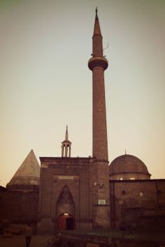 Hunat Mosque in Kayseri Anatolian Seljuk architecture
