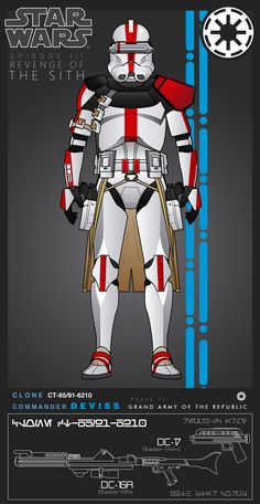 Clone Wars Discover Clone Commander Deviss by on DeviantArt Clone Commander Deviss by Star Wars Clone Wars, Star Wars Art, Star Wars Pictures, Star Wars Images, Star Wars Characters, Star Wars Episodes, Guerra Dos Clones, Tableau Star Wars, Star Wars Timeline