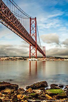 Ponte 25 de Abril, Lisboa | Tozé Fonseca