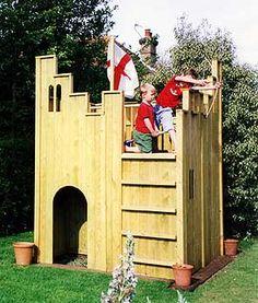 Zen Seeker's Castle Playhouse Page
