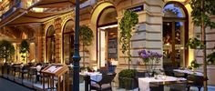Discover The Ritz-Carlton, Vienna, a casual yet impeccably luxurious hotel retreat on the iconic Ring Boulevard in Austria's cultural heart of Vienna. Vienna Restaurant, Image Film, Fine Hotels, Austria Travel, Great Hotel, Vienna Austria, Beautiful Hotels, Trip Advisor, Modern