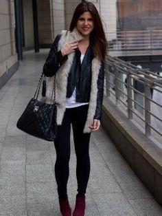 adriana355717 Outfit   Invierno 2012. Cómo vestirse y combinar según adriana355717 el 25-2-2013