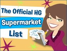DUH! YOU NEED THIS! A Hungry Girl Supermarket List. AHHHHHH!!!! guilt-free-food-stuff