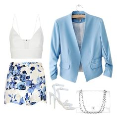"""""""Love, Blue """" by abbie-bagtas on Polyvore"""