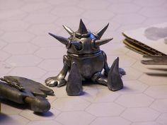 Sculpy Labyrinth Goblin