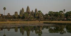 Angkor Wat, world heritage. #travel #cambodia #temple