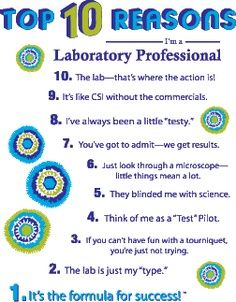 lab tech humor | Laboratory Medicine