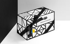 Helvetimart visual identity and packaging designed by Anagrama.
