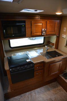 Lance 1052, double-slide, dry bath, truck camper for long bed trucks: http://www.truckcampermagazine.com/camper-reviews/2015-lance-1052-double-slide-review