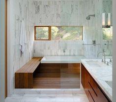 "Rosa Beltran Design: ""ORGANIC MODERN"" BATHROOM DESIGN"