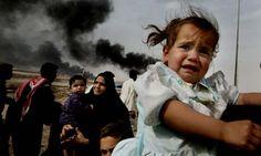 Quatro crianças iraquianas deram um exemplo de amor por Jesus mesmo diante da possibilidade da m...
