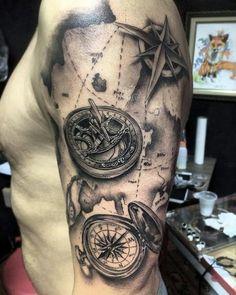 Mapa tattoo