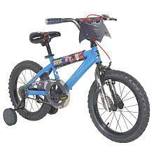 Boys 16 inch Dynacraft Batman vs Superman Bike