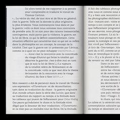 """Gefällt 204 Mal, 1 Kommentare - Atelier Tout va bien (@atelier.toutvabien) auf Instagram: """"Archives, 2016 — Spread of the big 30x40cm 16 pages publication we designed for photographer…"""""""