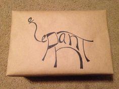 White elephant gift exchange idea