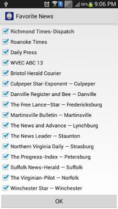 Headlines for dating app