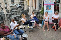 #vivavittoria Piazza Duomo Brescia