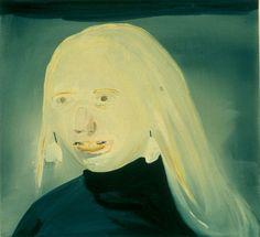 Albino  2002  Oil on canvas  38 x 46 cm
