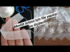 Needle Lace, Filet Crochet, Youtube, Crochet Triangle, Dots, Dressmaking, Youtubers, Youtube Movies