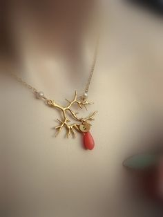 "Delicate but makes a statement. From ""MadebySam2"" on etsy"