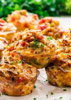 Leftover Ham and Cheese Breakfast Muffins Jo Cooks, Travel Snack Week: Ham Cheese Muffins Sweet Potato Chronicles, Ham and Cheese Muffins. Leftover Ham Recipes, Leftovers Recipes, Pork Recipes, Cooking Recipes, Healthy Recipes, Savoury Recipes, Egg Recipes, Appetizer Recipes, Salad Recipes