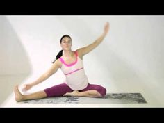 """YOGA EXERCISES: Abdominal Stretches  http://www.YogaBodyNaturals.com - """"Double your flexibility in 28 days using Gravity Poses & superfood supplements.""""  In this episode guest teacher Mia Jokiniva will teach you:  * Awesome moves to stretch out your abdomen.  * How to lengthen your spine."""