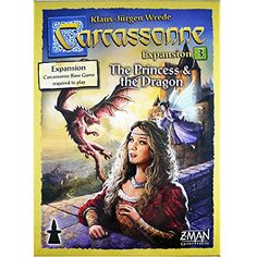 Carcassonne The Children Board Games  the Dragon >>> Be sure to check out this awesome product.