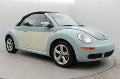 auto -- vw new beetle on Pinterest | Volkswagen New Beetle, Vw Beetles and Beetle