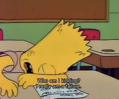 Discover and share Sad Quotes From The Simpsons. Explore our collection of motivational and famous quotes by authors you know and love. Simpsons Quotes, Cartoon Quotes, The Simpsons, Simpsons Funny, 4 Panel Life, Mood Wallpaper, Quote Aesthetic, Reaction Pictures, Mood Quotes