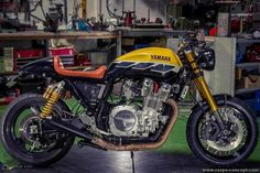 Speed Isn't Everything - (I do not own any of these pictures unless noted). Yamaha Cafe Racer, Cafe Moto, Cafe Bike, Cafe Racer Motorcycle, Cafe Racers, Bobber Custom, Custom Cafe Racer, Custom Motorcycles, Custom Street Bikes