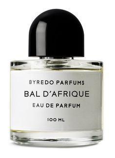 Byredo Bal D'Afrique, the scent really does evoke images of 1920's Paris.