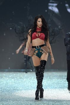 b30bb767b4d Relive the Wild Runway Looks From the Victoria s Secret Runway