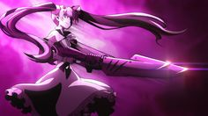 Cute Pink Hair Anime Girl Mine Akame Ga Kill Wallpaper