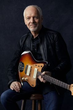 """Peter+Frampton+Premieres+Live+Video+For+""""I+Saved+A+Bird+Today""""+++On+Tour+Now"""