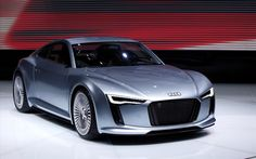 Audi e tron 2010  #coches #cars #carros