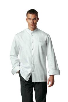 Fiumara Apparel — Bragard Sebastien Chef Jacket $124.95