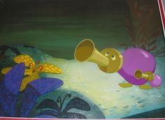 *HORNBIRDS ~ Alice in Wonderland, 1951