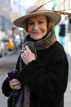 Baroness Sherry von Korber-Bernstein About to turn 94!!