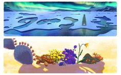 Google Doodle Earth Day 2016                                                                                                                                                                                 More