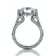 Rare 5-Carat Diamond at David Keefe