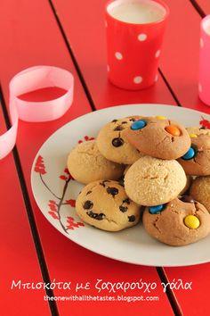 The easiest condensed milk cookies (in Greek with translator)
