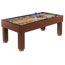 Ricochet Shuffleboard Table                                                                                                                                                                                 More